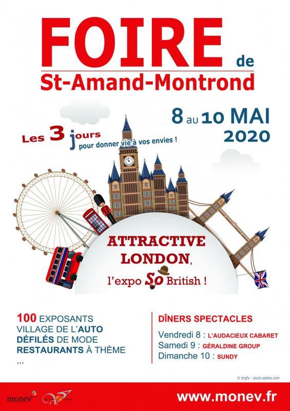 Foire de Saint Amand Montrond