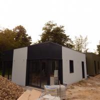 Maison ossature bois 6