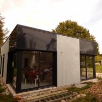 Maison ossature bois 9